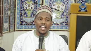 """Fassarar Muhadarar Dr. Abdallah Al-Hijri: """"Wayanda Allah Yake So"""" Daga Dr. Bashir Abdullah Ismail"""