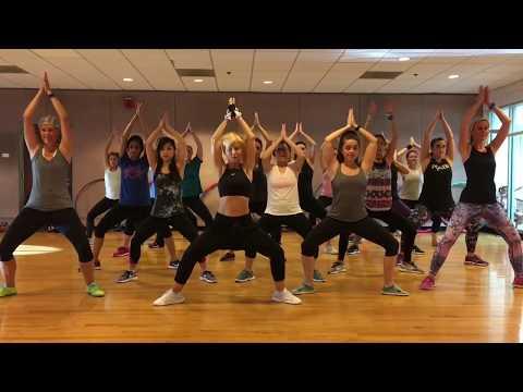 """TIP PON IT"" Sean Paul Ft Major Lazer - Dance Fitness Workout Valeo Club"