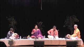 MCC Carnatic Concert: Varnam - Amma Ananda Dayini - Aparna Balaji, Kaasinath, Gaurishankar