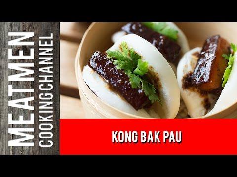 Kong Bak Pau (Braised Pork Buns) -...