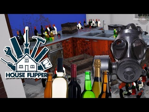 Students Trashed House    House Flipper Gameplay   EP3
