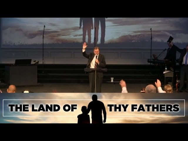 06/21/2020 PM - The Land of Thy Fathers - Tim/Tyler Ritchey