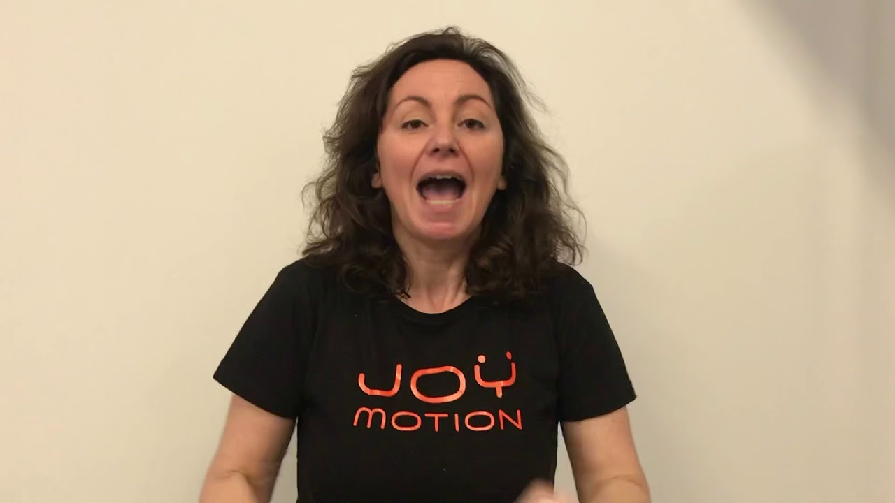 Valentina - Istruttrice di Joymotion