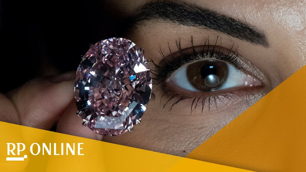 pink star das ist der teuerste diamant der welt youtube. Black Bedroom Furniture Sets. Home Design Ideas