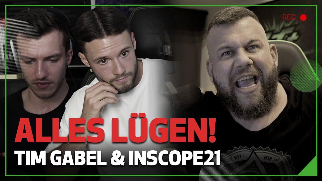 Matthias Clemens rastet aus bei Reaction auf Tim & Inscope21