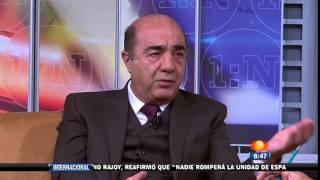 Entrevista al procurador Murillo Karam