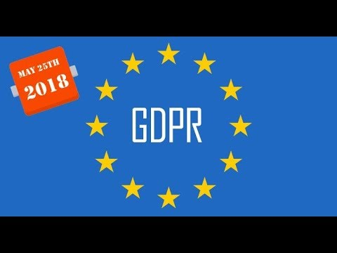 GDPR: What is It and How Does it Impact My Business?