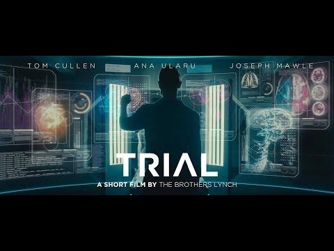 Научно-фантастический короткометражный фильм «Проба»