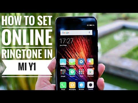 mi redmi y1 lite ringtone download