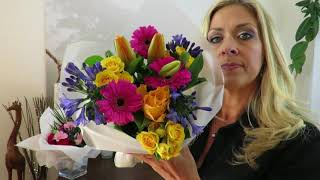 Comparison of Local Florists with online boxed flowers
