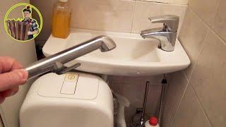 видео Разводка труб: вода в квартире, правильная сантехника, сделать своими руками, четверник в новостройке, сантехнический