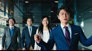 俳優の及川光博さんが、芦名星さん、池田鉄洋さん、矢野聖人さんと共演する「農林中金<パートナーズ>おおぶね」の新CMが4月6日、公開された。