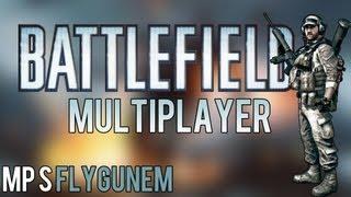 Český GamePlay | MultiPlayer s FlyGunem | Battlefield 4 MultiPlayer Beta | High Definition - 720p