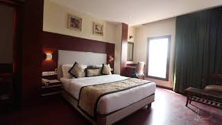 Hotel room Interior Video