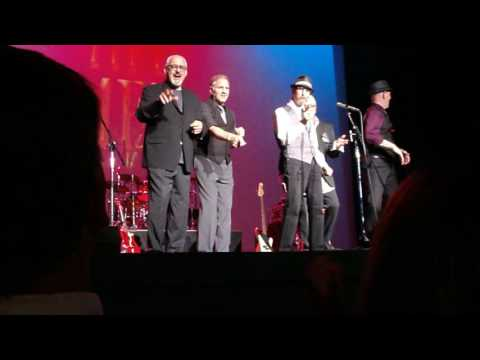 The Hit Men Performing Live at The Warner Theater May 21,2016
