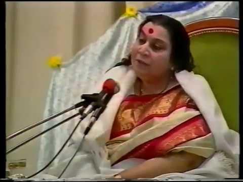 Shri Mataji Nirmala Devi : Qu'est-ce que la deuxième naissance - 2 février 1987 - Paris