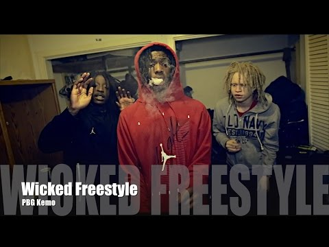 PBG Kemo - Wicked Freestyle (Music Video)