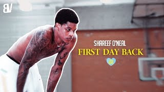 the-most-terrifying-seconds-of-my-life-shareef-o-neal-s-first-workout-after-open-heart-surgery