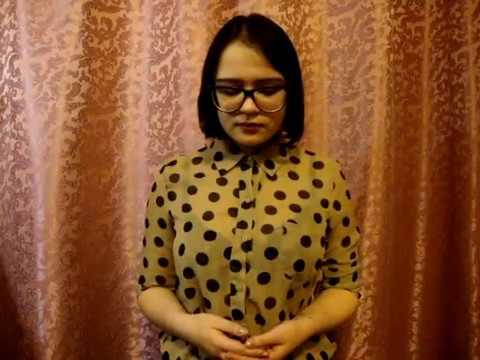 Изображение предпросмотра прочтения – АнастасияВалабугина читает произведение «Мне нравится, что Вы больны не мной...» М.И.Цветаевой