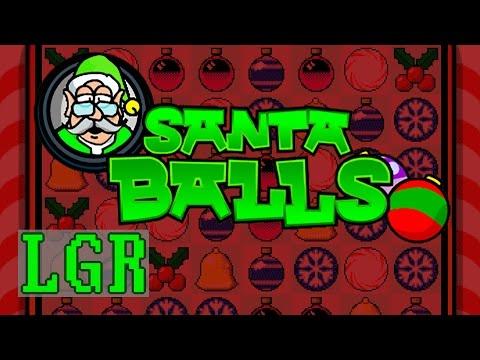 LGR - Santa Balls - PC Game Review thumbnail