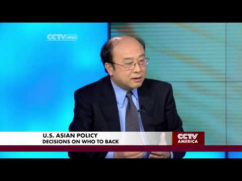 U.S. Asian Policy: Who to back, Japan or China?
