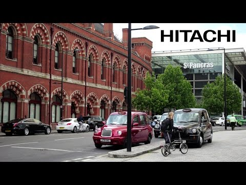 Social Innovation in Transport and Mobility - Hitachi