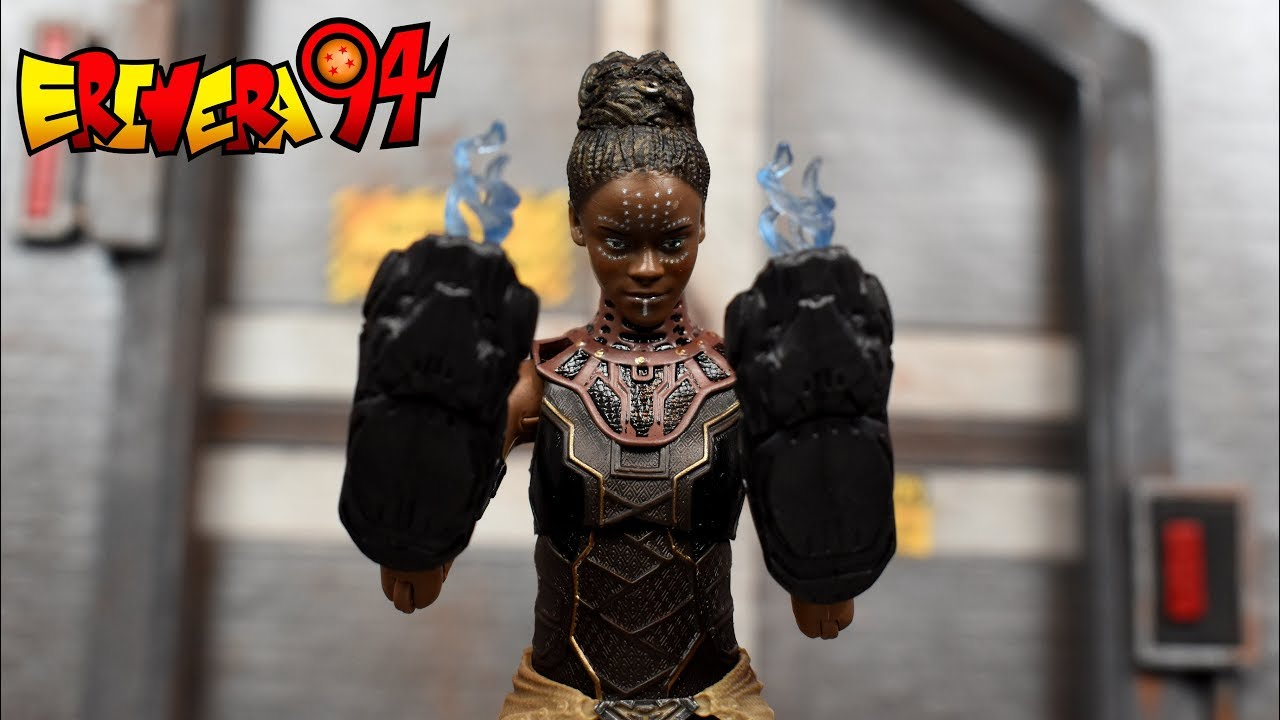 "Marvel Legends Shuri 6/"" Figure Black Panther Avengers Issue Hulk Series"