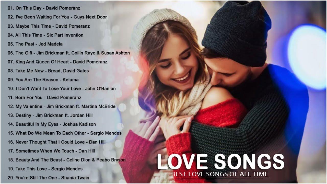 Download Jim Brickman, David Pomeranz, Celine Dion, Martina McBride, Shania Twain - Greatest Love Songs