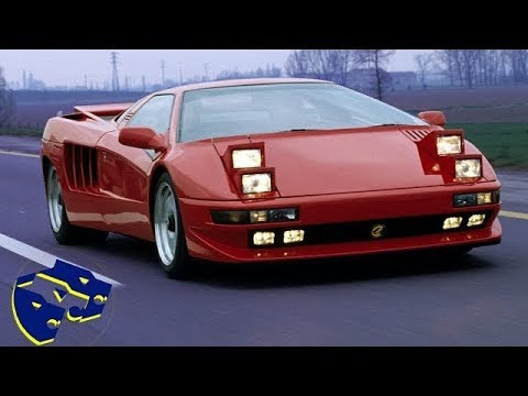 Cizeta Moroder V16T   The Story Of The Most Exotic Supercar