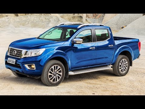 2019 Nissan Frontier Le - Rugged and Maneuverable Pickup