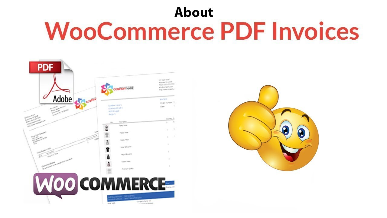 woocommerce wordpress pdf invoices plugin tutorial hindi youtube