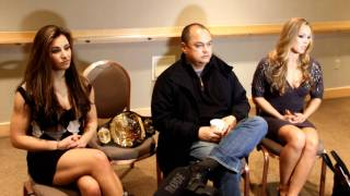 Strikeforce: Miesha Tate vs. Ronda Rousey on March 3 in Columbus, Ohio
