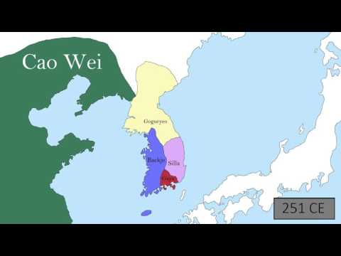 History of Korea: Part 1 (204BC - 1001AD)