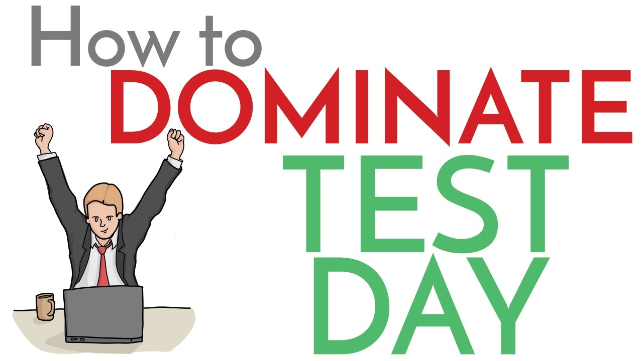 Test Day Strategies – MCAT, Step 1, and Step 2CK | Med