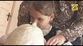 Как обучают слабовидящих детей в Беларуси?