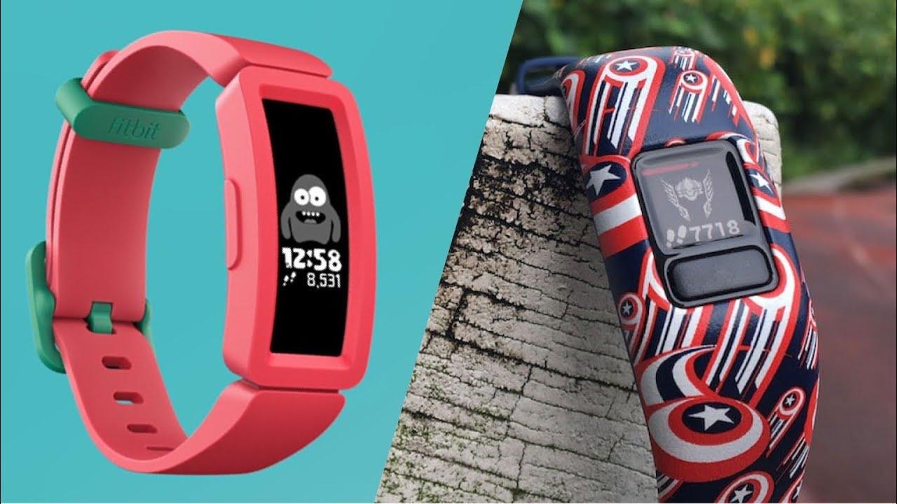 Fitbit Ace 2 VS. Garmin VivoFit Jr. 2!