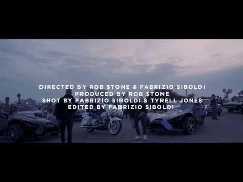 Rob $tone - ION SLEEP Ft Malik Burgers (Official Video)