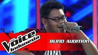 Fadly - Uptown Funk | Blind Auditions | The Voice Indonesia GTV 2018