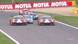WEC - 2017 6 Hours of Spa-Francorchamps - Race highlights