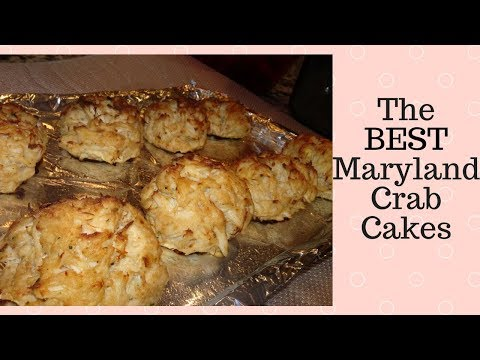 cooking-w/-mykia-|-how-to-make-crab-cakes-|-maryland-lump-crab-cake-recipe-&-tutorial
