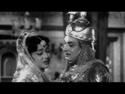 Rani Samyuktha - Full Classic Tamil Movie - MGR & Padmini