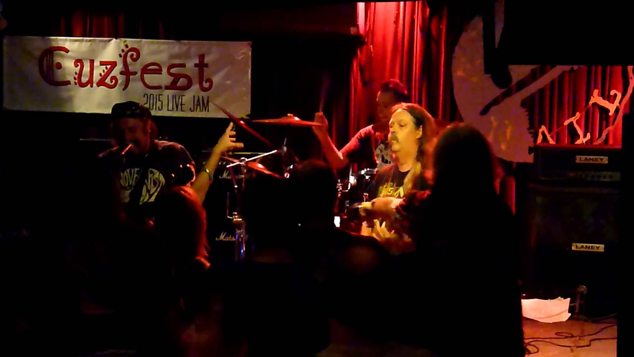 Hanover Fist-Cuzfest III-The Rusty Nail-Wilmington, NC-5/14/16 - YouTube