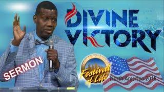 pastor ea adeboye sermon rccg north america 2018 festival of life
