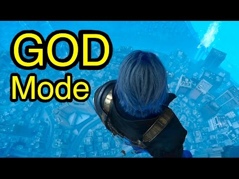 Final Fantasy XV: God Mode