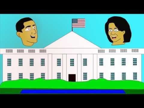 White House Portrait Ceremony