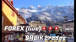 FOREX (LIVE) 08/11
