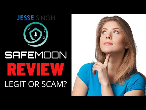 Safemoon Review - Legit CryptoCurrency Or Huge Scam?  Should You Invest?