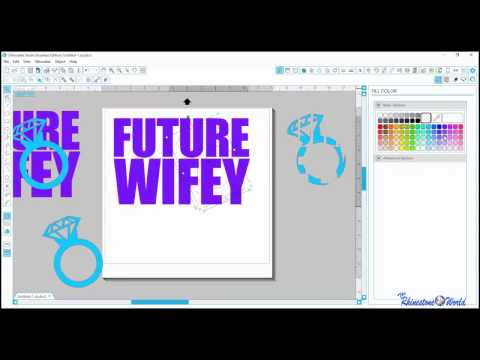 How to Create A Knockout Design Using Silhouette Designer Edition Webinar