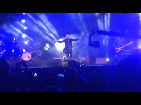 Martin Smith - Fire Never Sleeps + I'm Forever Yours At Cross Culture Hyderabad CCIndia2015