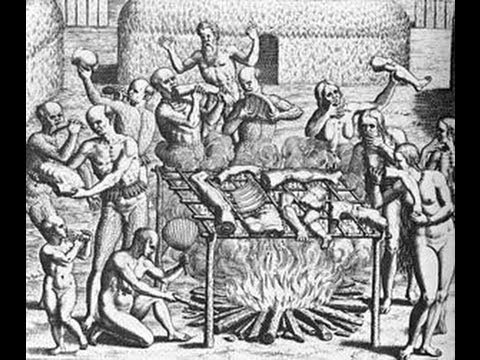 Cannibalism in the USA: Founders Feasted on Humans